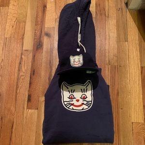 Kansas City Katz hoody & wool SnapBack hat